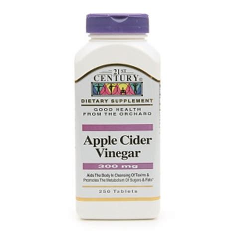 Apple Cider Vinegar Detox Gnc by American Health Apple Cider Vinegar Tablets Drugstore