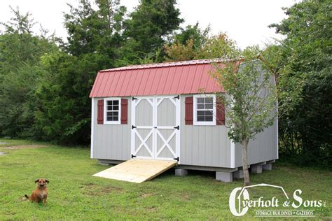 wood storage sheds buy deluxe wooden buildings  ky tn