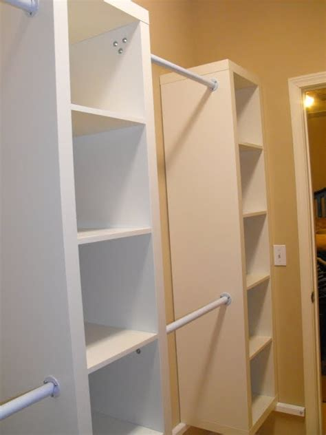 expedit custom closet ikea hackers ikea hackers