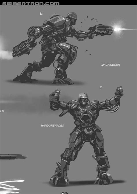 transformers hound weapons exclusive transformers 4 concept art from paramount pictures
