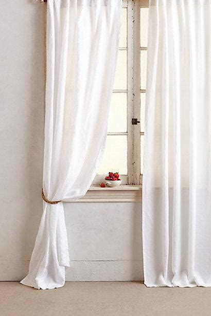 white linen curtain linen balsas white curtain