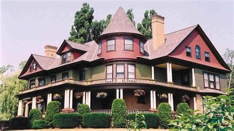queen anne architectural styles of america and europe queen anne house style architecture youtube