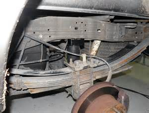 Ford Suspension 2008 Ford F 250 And F 350 Duty Vehicle Suspension