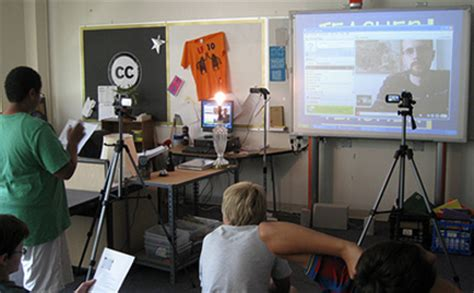 clinton pattern works inc more than 16 000 teachers signed on skype classroom