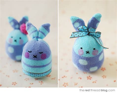 sock bunny sewing tutorial the thread create inspire tutorial