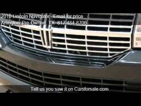 2010 lincoln navigator problems 2010 lincoln navigator problems manuals and repair