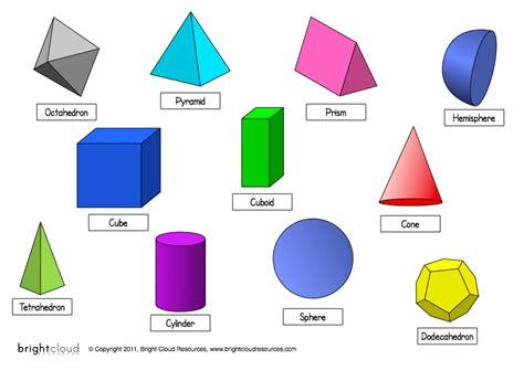 Three Dimensional Shapes Math math homework week of march 18 miss kristalyn s class