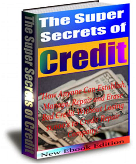 better credit the secret to building better credit to build a better future books the secrets of credit business