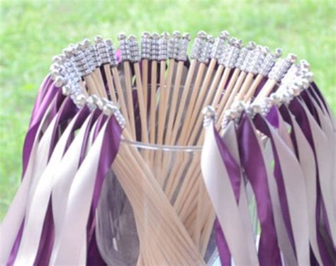Wedding Bell Wands by How To Make Wedding Streamer Wands With Bells 5 Steps For