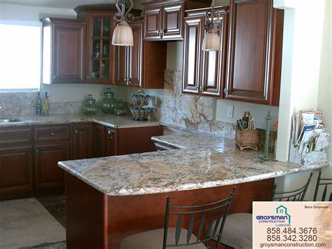 cherry cabinets with granite cherry cabinets with granite countertopzeus remodeling