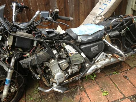Kawasaki Voyager Parts by 1992 Kawasaki Voyager Xii For Parts Only For Sale On 2040motos