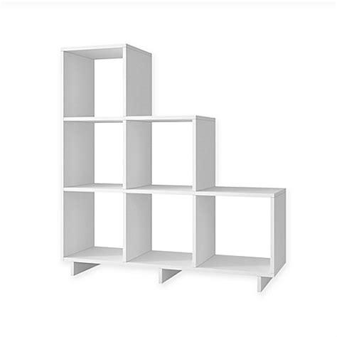 bed bath beyond manhattan manhattan comfort cascavel stair cubby bookcase bed bath beyond