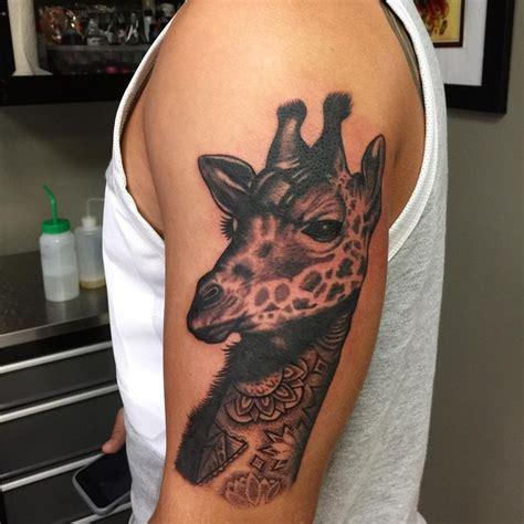 giraffe pattern tattoo 41 best giraffe tattoos images on pinterest giraffe