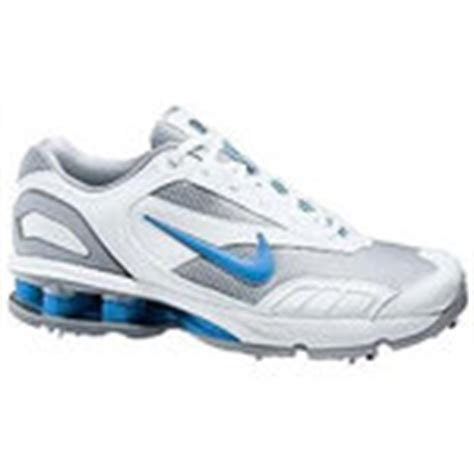 womens golf shoes wide width new womens nike shox golf shoes size 7 wide 03 03 2009