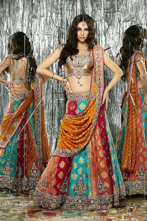 bridal wedding mehndi dresses design