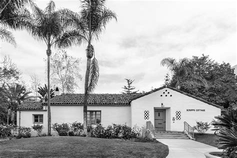 san diego state university scripps cottage photograph by
