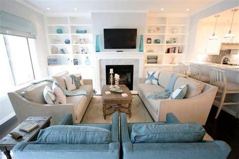 breezy beach living room decorating ideas    year