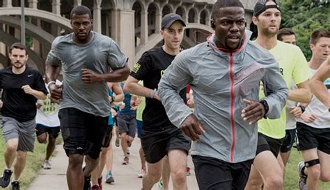 kevin hart marathon time kevin hart brings a pop up 5k race to philly saturday