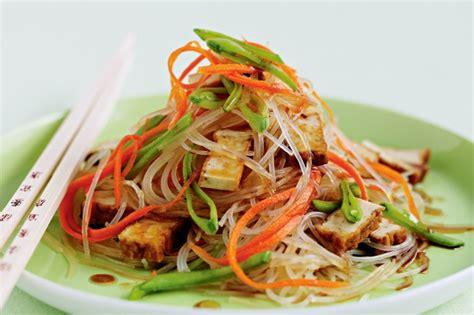 noodle salad recipes glass noodle salad recipe taste com au