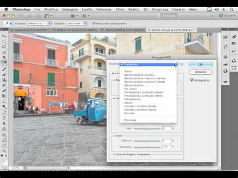 tutorial photoshop cs5 italiano corso photoshop cs5 simulare una foto hdr tutorial