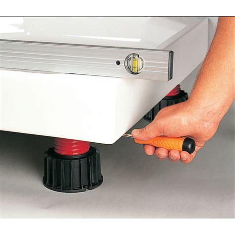 pieds stabilisateurs pour receveur de lazer