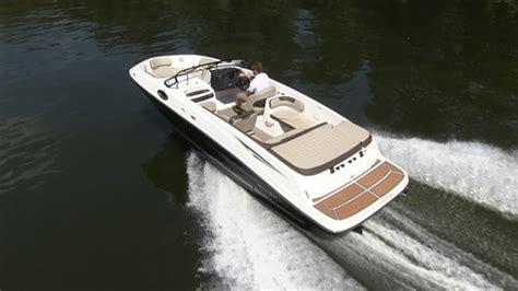 bayliner vr6 boat reviews 2017 bayliner vr6 bowrider boat review boatdealers ca