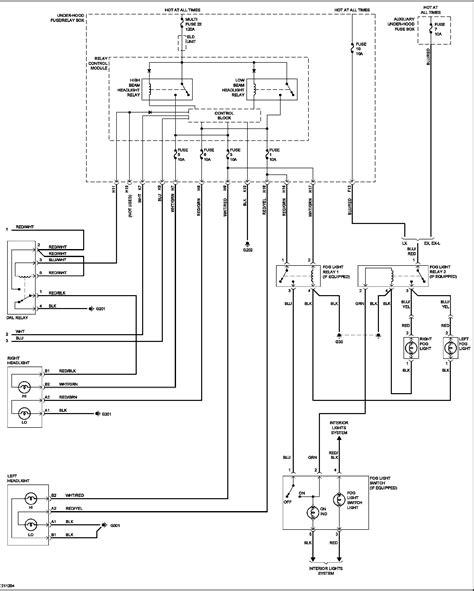 honda distributor wiring diagram honda ect sensor wire