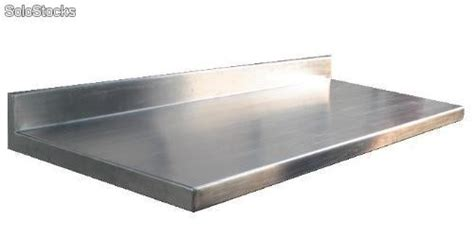 encimera acero inoxidable precio encimera cubierta en acero inoxidable