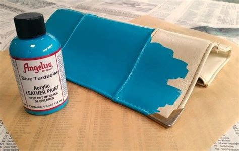 angelus paint gucci using angelus leather paint on a thrift store purse for a