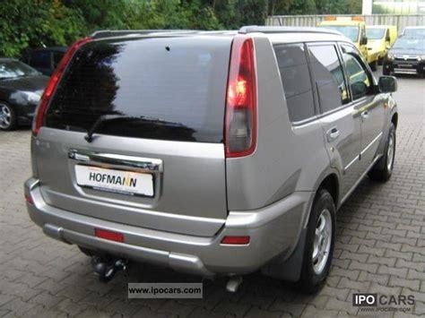 L X Trail 2001 Kanan 2001 nissan x trail 2 2 dci elegance car photo and specs