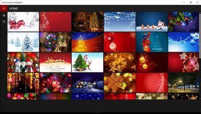microsoft holiday themes windows 10 christmas themes wallpapers tree