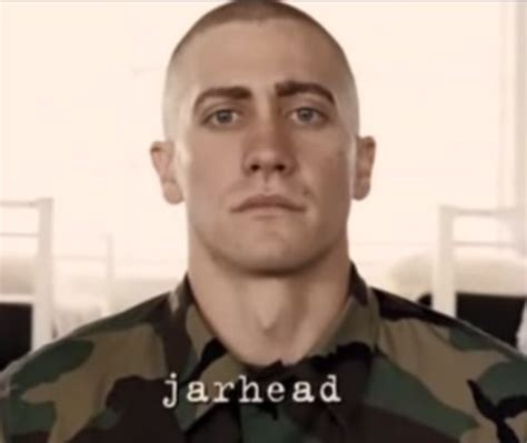 jake gyllenhaal high and tight high and tight haircut of jake gyllenhaal in jarhead