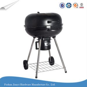 china outdoor charcoal kettle bbq grill with ash catcher