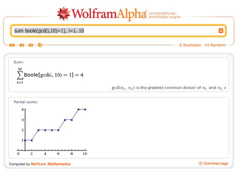 infinity wolfram alpha summation how to input this into wolfram alpha
