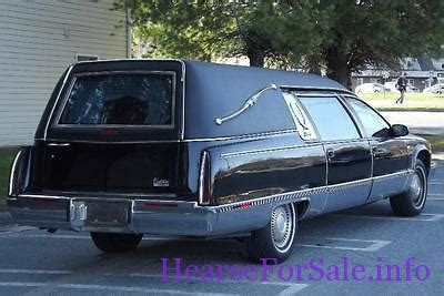 how does cars work 1996 buick hearse electronic valve timing cadillac fleetwood hearse 1996 cadillac fleetwood superior hearse limo excellent condition