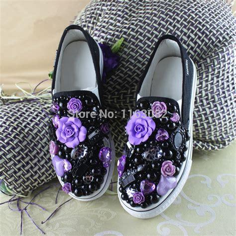 diy rhinestone shoes 2014 new diy rhinestone pearl shoes princess shoes