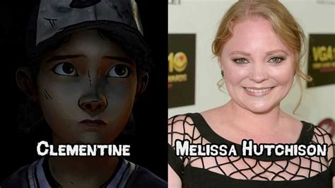 voice actress dead characters and voice actors the walking dead game