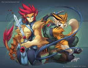 Thunder Cats Lion O And Pumyra   Love It Or List It