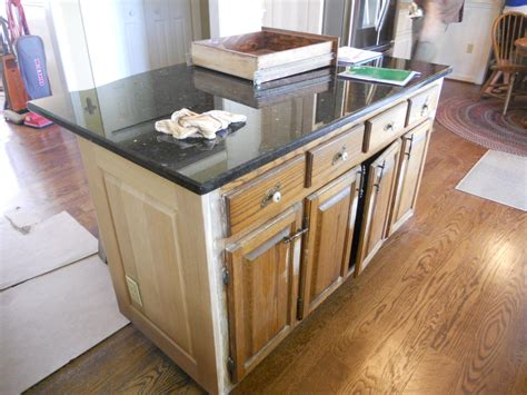 painting kitchen island painted kitchen cabinets with contrasting island before 02