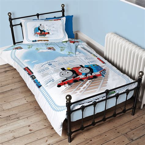 the tank engine junior bed set the tank engine bedding single and