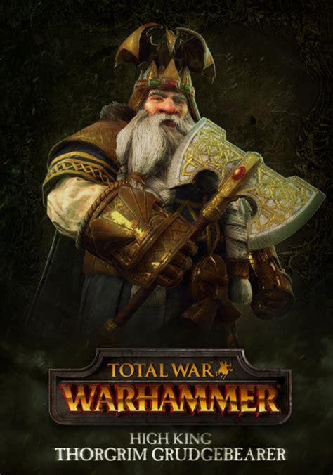 Humm3r Napoleon Original thorgrim grudgebearer total war warhammer wiki