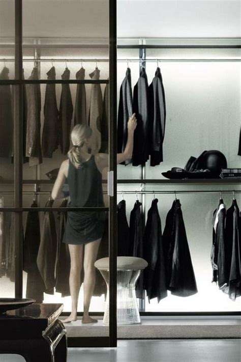 Minimalist Closet picture of stylish minimalist closet design ideas