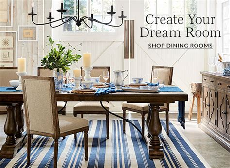 pottery barn dining room ideas dining room design ideas inspiration pottery barn