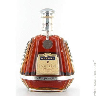 martell xo supreme click to see larger label image