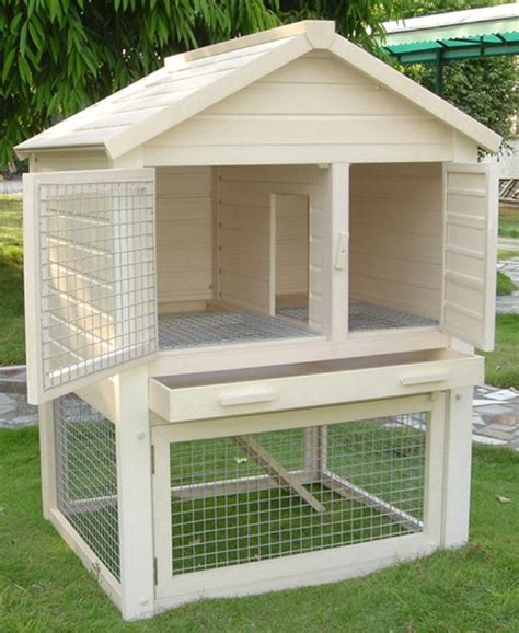 rabbit housing plans rabbit house plans outdoor rabbit hutch plans myoutdoorplans free woodworking 50