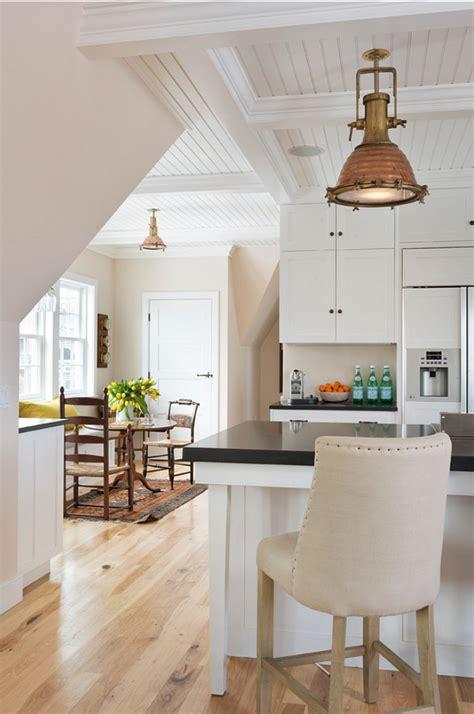 cottage kitchen lighting east coast style beach cottage home bunch interior