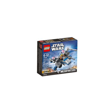 Lego Wars 75125 lego 75125 wars resistance x wing fighter at hobby