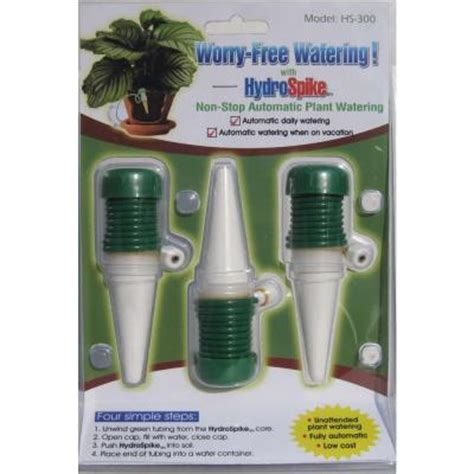 hydrospike hs 300 3 pack worry free automatic watering kit