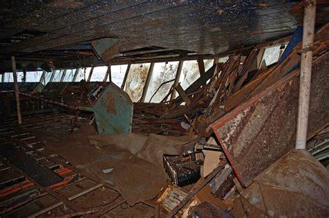 costa concordia nature reclaims ship wreck