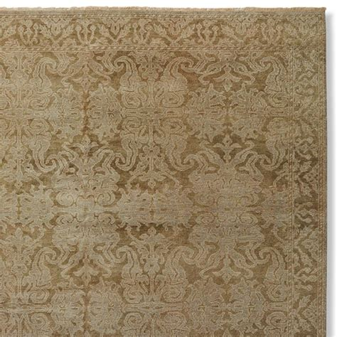williams sonoma rugs knotted vestiges rug williams sonoma